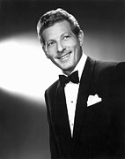 1950s Portraits Posters - White Christmas, Danny Kaye, 1954 Poster by Everett