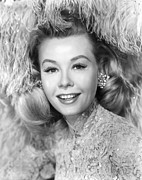 1950s Portraits Prints - White Christmas, Vera-ellen, 1954 Print by Everett