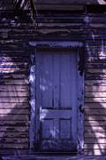 White Door Print by Bob Whitt