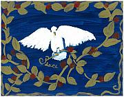 Rosemary Mazzulla - White dove