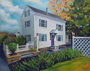 Commision Art - White House by Nancy Griswold