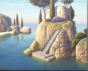 Evgeni Gordiets - White Rock Island