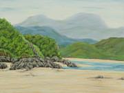 Rebecca Prough - White sands bay -...