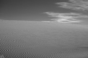 New Mexico Photos - White Sands Dune by Peter Tellone
