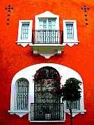 Portal Photos - White Windows by Darian Day by Olden Mexico