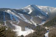 Olympic Mountain Posters - Whiteface Ski Mountain in Upstate New York near Lake Placid Poster by Brendan Reals