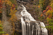Artist With Camera Framed Prints - Whitewater Falls 3 Framed Print by Joye Ardyn Durham