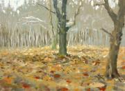 Clearing Painting Originals - Whitnall Park No.2 by Anthony Sell