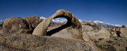 Mount Whitney Photos - Whitney Arch by Joe  Palermo
