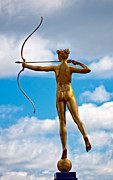 Archery Art - Who Needs Cupid 2 by Steve Harrington