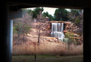 Falls Art - Wichita Falls Texas by Fred Lassmann