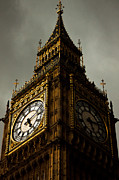 Big Ben Framed Prints - Wicked Division Framed Print by Andrew Paranavitana