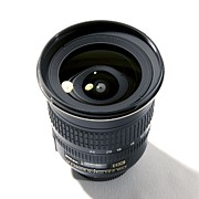 Nikkor Prints - Wide-angle Zoom Camera Lens Print by Johnny Greig