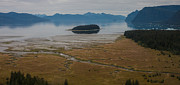 Frederick Prints - Wild Alaska Coast Print by Mike Reid