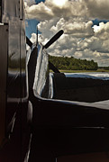 P-51 Photos - Wild Blue Yonder by Patrick  Flynn