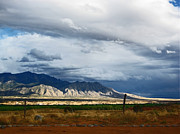 Sandia Mountains Photos - Wild Sandia Countryside by Andrea Hazel Ihlefeld