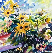Therese Fowler-Bailey - Wild Sunflower Jewels