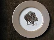 Wild Animals Ceramics - wILDBOARD by fLEURLISE