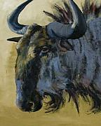 Featured Art - Wildebeest by Dena McMurdie