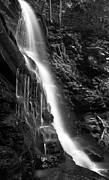 White River Scene Photos - Wilderness Waterfall Plunge by John Stephens