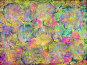 Ultimate Luxury Mixed Media - Wildflowers by Don  Wright