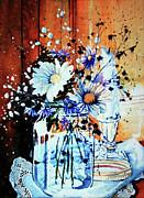 Hanne Lore Koehler - Wildflowers In A Mason Jar