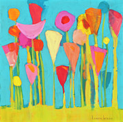 Kids Room Originals - Wildflowers by Laurie Breen