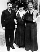 Leila Photos - Wiley Post,  Madam Schumann-heink & by Everett