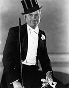 White Tie Prints - Will Rogers, Ca. 1930 Print by Everett