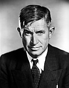 Pinstripe Suit Posters - Will Rogers, Portrait From The Early Poster by Everett