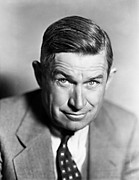 Slicked Back Hair Posters - Will Rogers, Publicity Portrait Poster by Everett