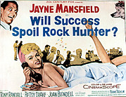 1957 Movies Photo Prints - Will Success Spoil Rock Hunter, Tony Print by Everett