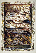 Titlepage Prints - William Blake Print by Granger