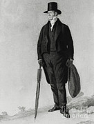 Paleontologist Posters - William Buckland, English Paleontologist Poster by Photo Researchers
