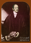 Paleontologist Posters - William Buckland, English Paleontologist Poster by Science Source