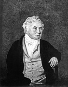 Journalist Framed Prints - William Cobbett (1763-1835) Framed Print by Granger
