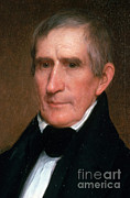 U.s. President Posters - William Henry Harrison Poster by Photo Researchers