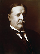 """william Howard Taft""  Posters - William Howard Taft - President of the United States Poster by International  Images"