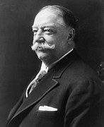 """william Howard Taft""  Posters - William Howard Taft - President of the United States of America Poster by International  Images"
