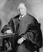 Taft Posters - William Howard Taft 1857-1930, Tenth Poster by Everett