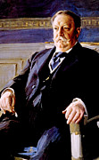 Taft Posters - William Howard Taft 1857-1930, U.s Poster by Everett