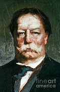 Featured Art - William Howard Taft by Photo Researchers