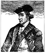 Howe Prints - William Howe (1729-1814) Print by Granger