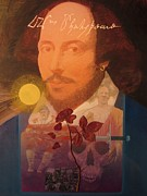 Signature Originals - William Shakespeare by Chuck Hamrick