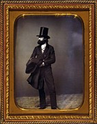Mathew Photos - William Sidney Mount 1807-1868 American by Everett