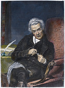 Abolition Photo Framed Prints - William Wilberforce Framed Print by Granger