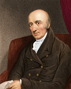Wollaston Framed Prints - William Wollaston, English Chemist Framed Print by Maria Platt-evans
