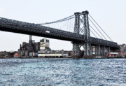 Williamsburg Prints - Williamsburg Bridge 1.2 - New York Print by Frank Mari