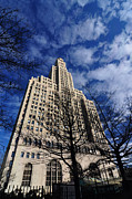 Bklyn Prints - Williamsburgh Bank Building Print by Mark Gilman