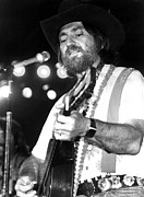 Country Music Photos - Willie Nelson, 1978 by Everett